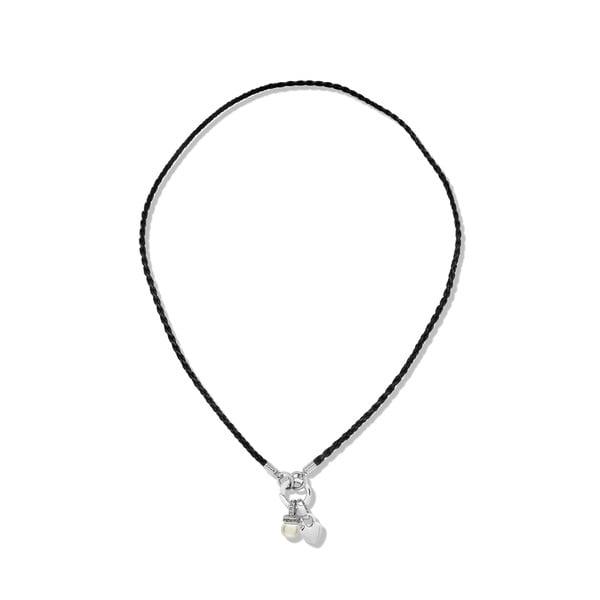 Naszyjnik ze Swarovski Elements Pearl Crystal