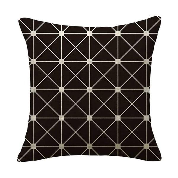 Poszewka na poduszkę Lines and Lines, 45x45 cm