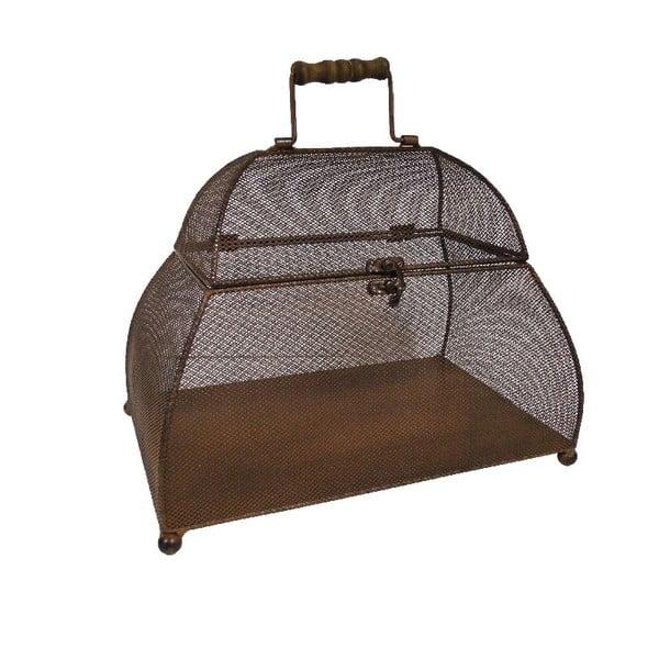 Metalowy koszyk Cage