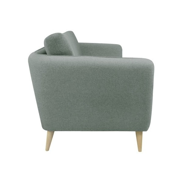 Szara sofa 2-osobowa Helga Interiors Max