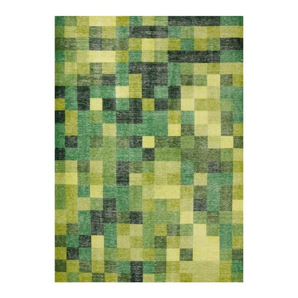 Dywan wełniany ręcznie wiązany Combination, 170x240 cm