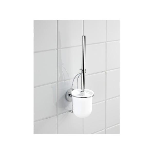 Szczotka do WC z przyssawką Wenko Vacuum-Loc, do 33 kg