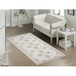Beżowy wytrzymały dywan Lulu, 80x200 cm