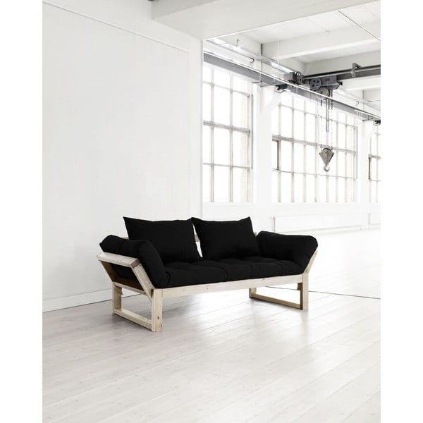 Sofa Karup Edge Natural/Black