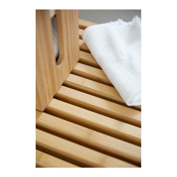 Drewniany podest łazienkowy Wireworks Arena Bamboo