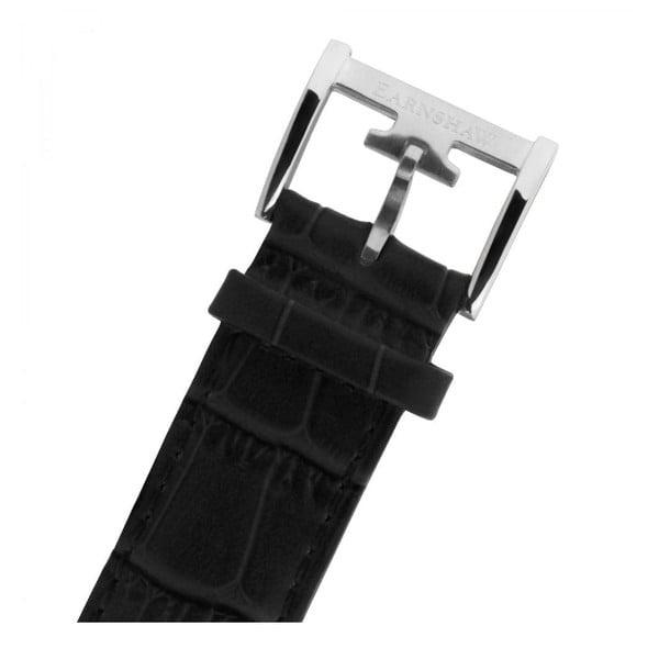 Zegarek męski Thomas Earnshaw Metallic Black/Brown