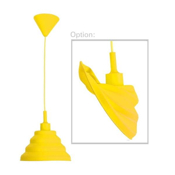Lampa sufitowa Cotra Yellow