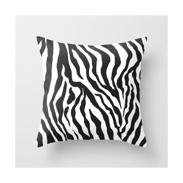 Poduszka Zebra I, 45x45 cm