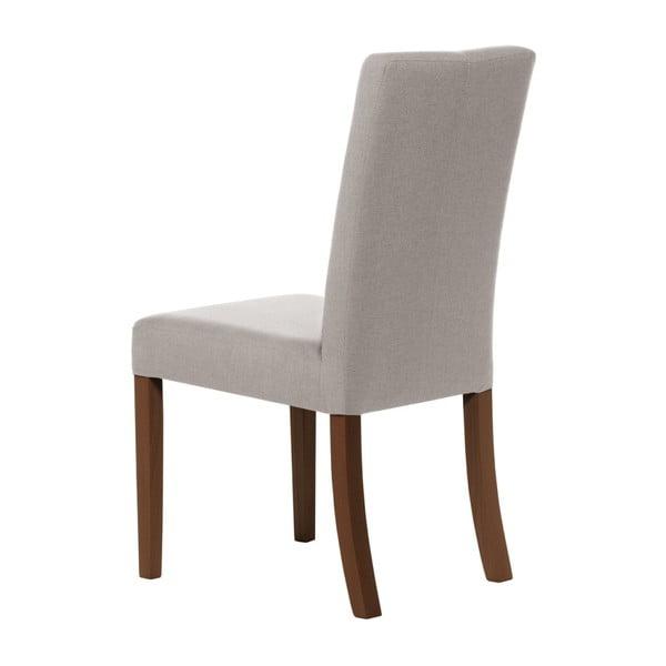 Szaroniebieskie krzesło Rodier Alepine