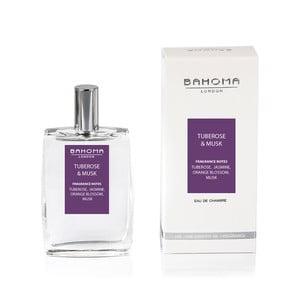 Spray zapachowy do wnętrz Bahoma, zapach tuberozy i piżma, 100 ml