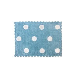 Dywan Topos 160x120 cm, niebieski