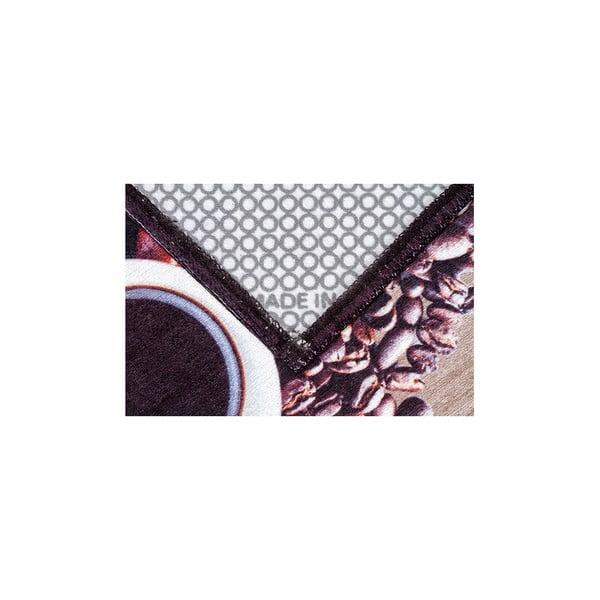 Wytrzymały dywan kuchenny Webtapetti Gufocaffe, 60x220 cm