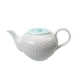 Porcelanowy czajnik Star