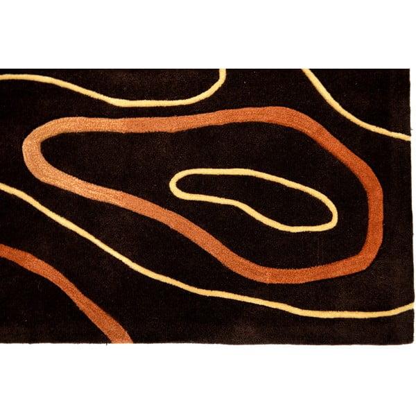 Dywan Phoenix 120x180 cm, czekoladowy