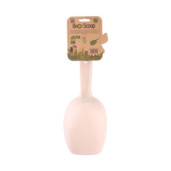 Łopatka do karmy Beco Scoop Food, naturalna