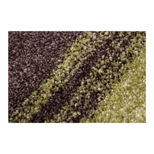Dywan Cuba 511 zielony, 80x 150 cm