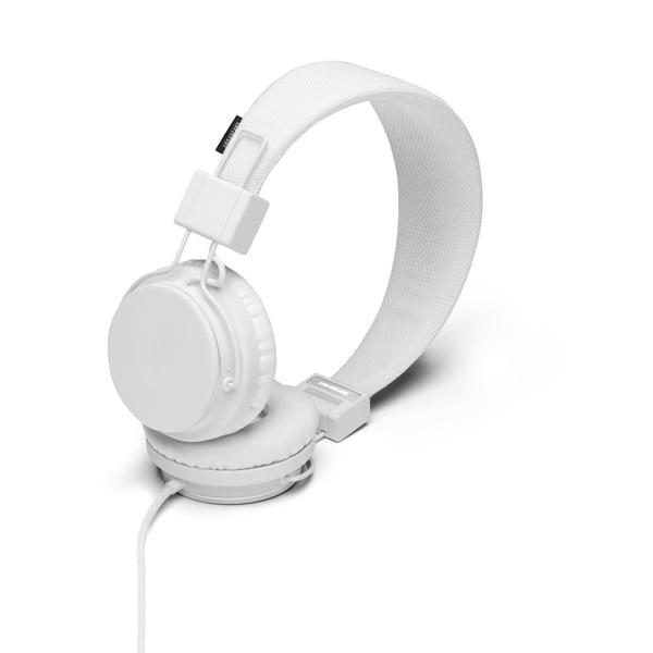Słuchawki Plattan White + słuchawki Medis Raspberry GRATIS