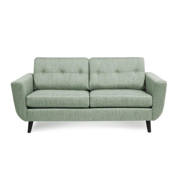 Jasnozielona sofa 2-osobowa Vivonita Harlem