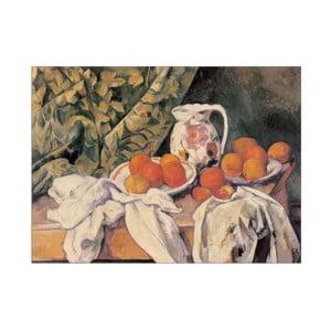 """Paul Cezanne """"Martwa natura"""""""