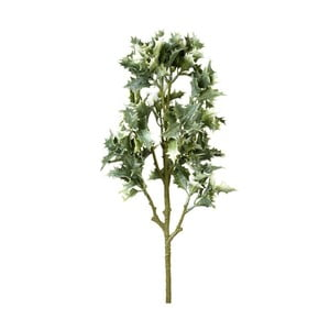 Gałązka dekoracyjna Parlane Holly Leaves,dł. 60cm