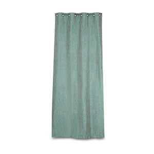 Závěs Cahors Turquoise, 130x270 cm