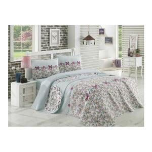 Pościel na jednoosobowe łóżko z lekką narzutą Lovely