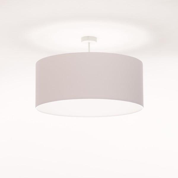 Biała lampa wisząca Artist, Ø 60 cm