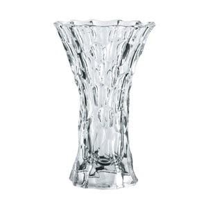 Wazon ze szkła kryształowego Nachtmann Sphere, 24 cm