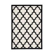 Czarny dywan Kayoom Maroc 3087, 160x230 cm