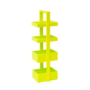 Stojak/szafka łazienkowa Wireworks Caddy 4 Lime