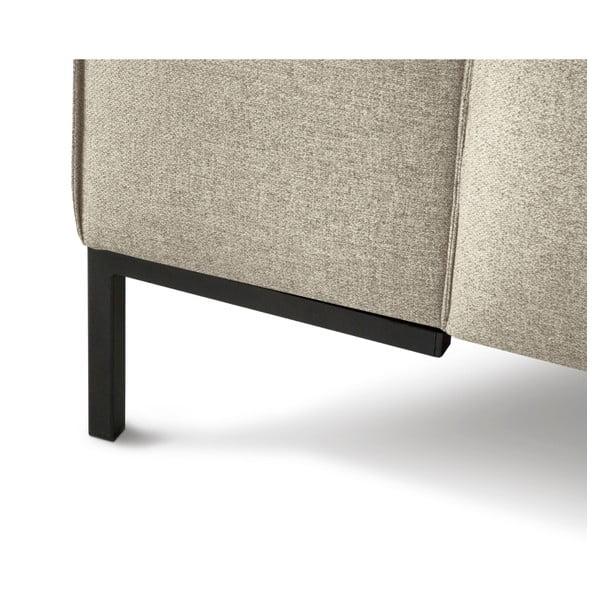 Beżowa sofa 3-osobowa Cosmopolitan Design Seville