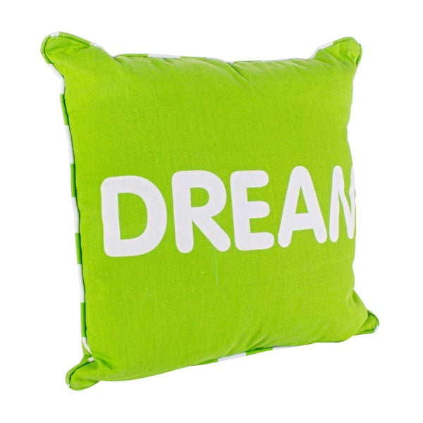 Poduszka Dream, zielona
