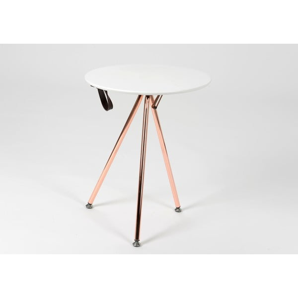 Stolik Tripod Copper