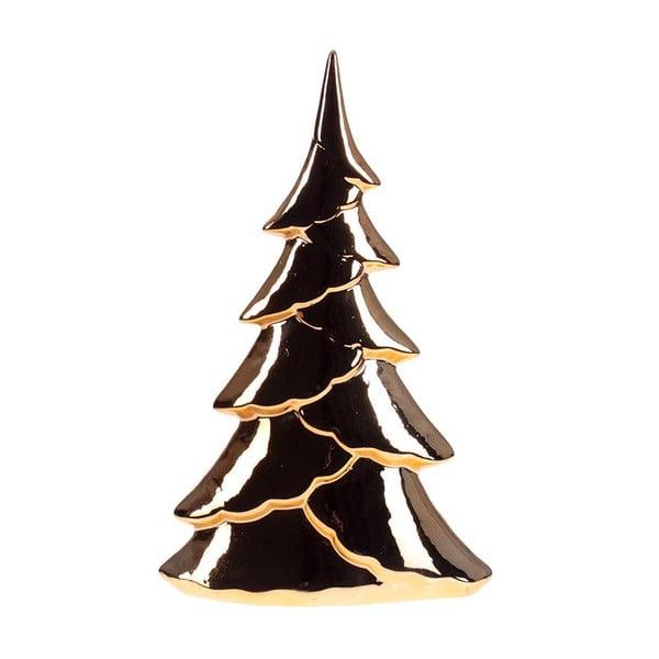 Dekoracja porcelanowa Gold Tree