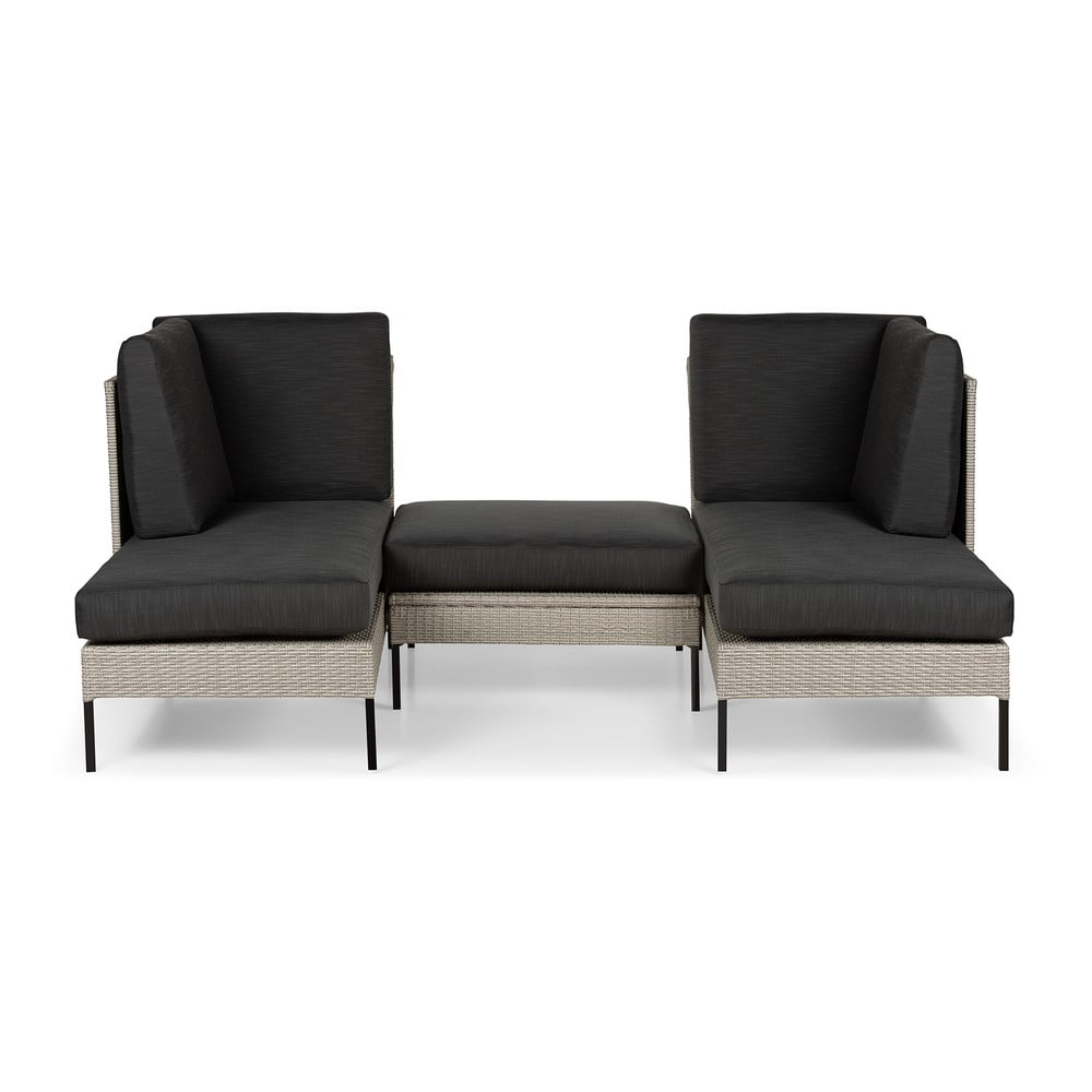 Beżowa sofa ogrodowa Le Bonom Orkanger