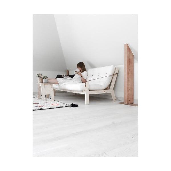 Sofa rozkładana Karup Poetry Clear Iacquered/Gris/Light Bordeaux