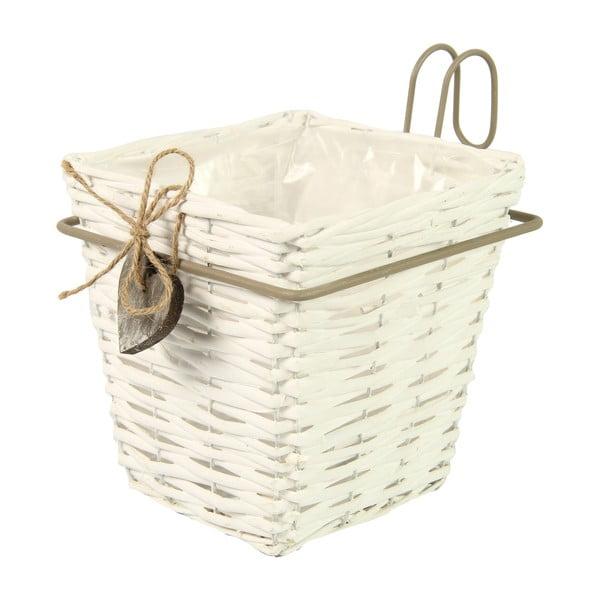 Koszyk wiszący Belcourt, 18 cm