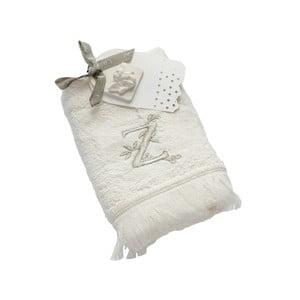 Ręcznik z inicjałem Z, 30x50 cm