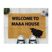 Wycieraczka Artsy Doormats Welcome to Maaa House, 40x60 cm