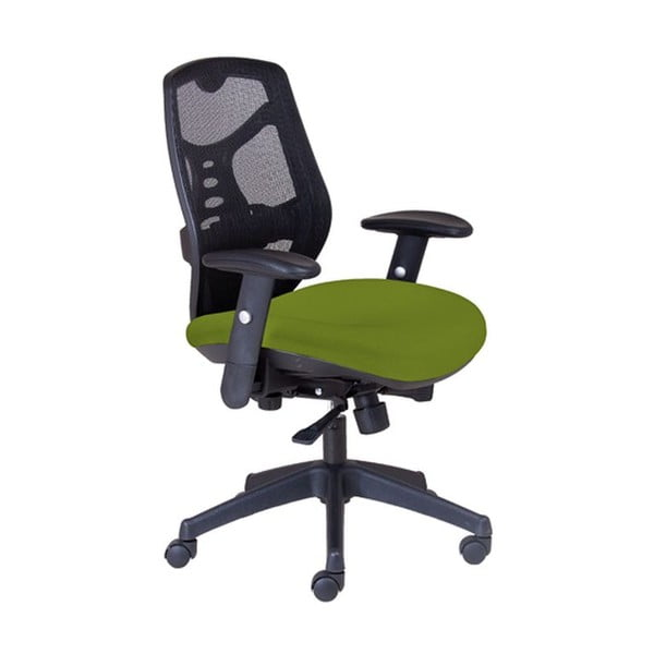 Krzesło biurowe Norton L, zielone