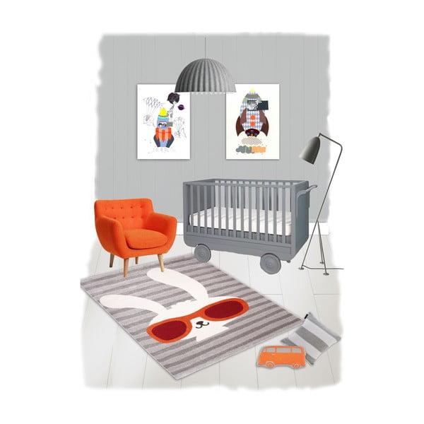 Dywan dziecięcy Nattiot Clyde, 120x170 cm