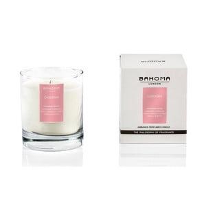 Świeczka   o zapachu gardenii Bahoma London, 75 godz.