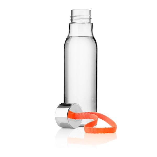 Butelka na wodę 0,5 l Eva Solo,, troczek pomarańczowy