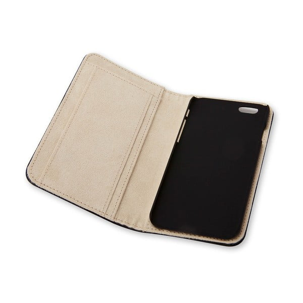 Czarne etui na iPhone 6 Moleskine