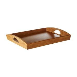 Bambusowa taca Premier Housewares Rustic Brown