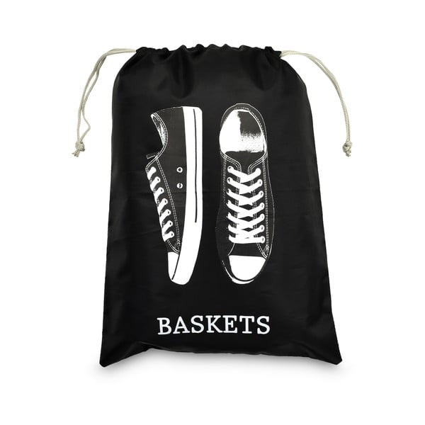 Torba podróżna na buty Potiron Paris Baskets, 40 x 30 cm