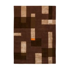 Dywan Ossian Beige Brown, 65x130 cm