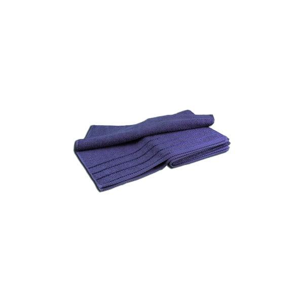 Ręcznik Berlin Dark Blue, 50x100 cm