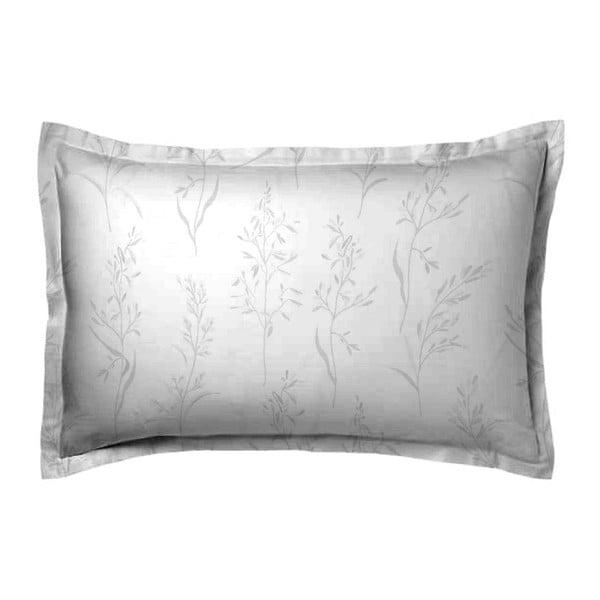 Poszewka na poduszkę Mirabel Blanco Gris, 50x70 cm