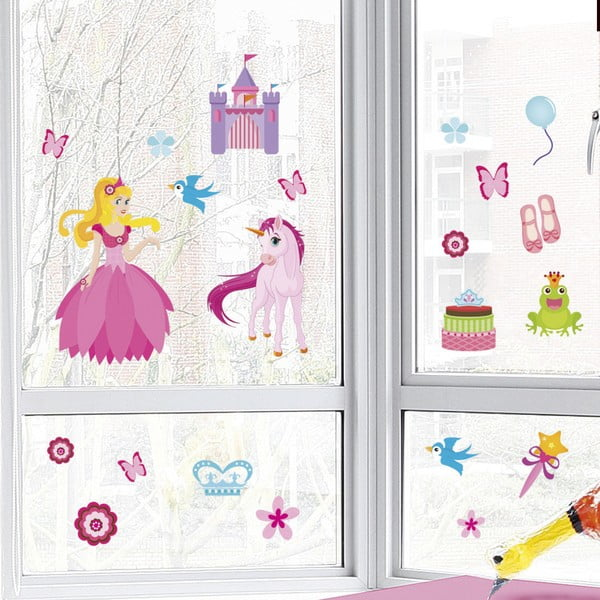 Naklejka na okno Fairy Tale